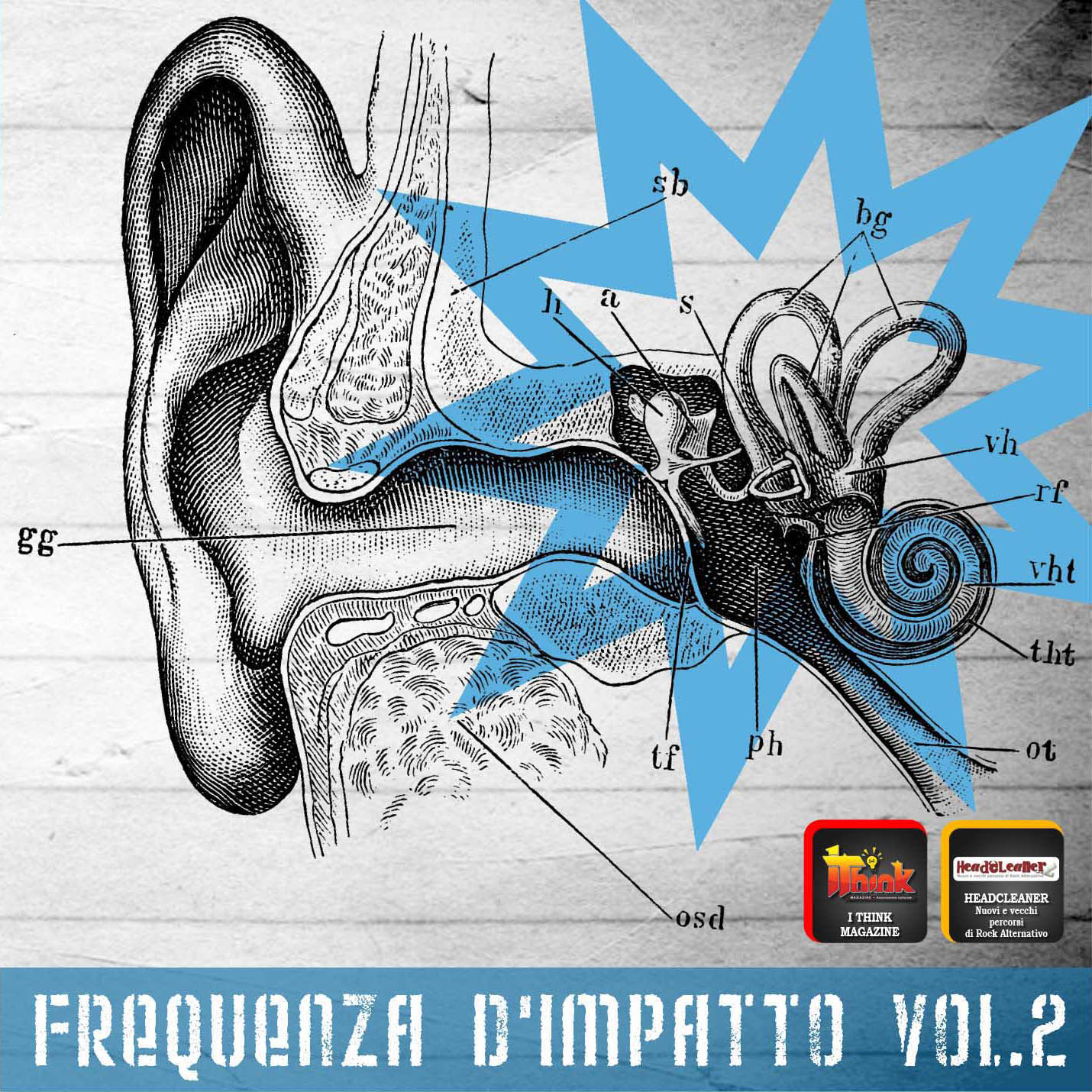 Frequenza d'Impatto Vol2 FRONT low