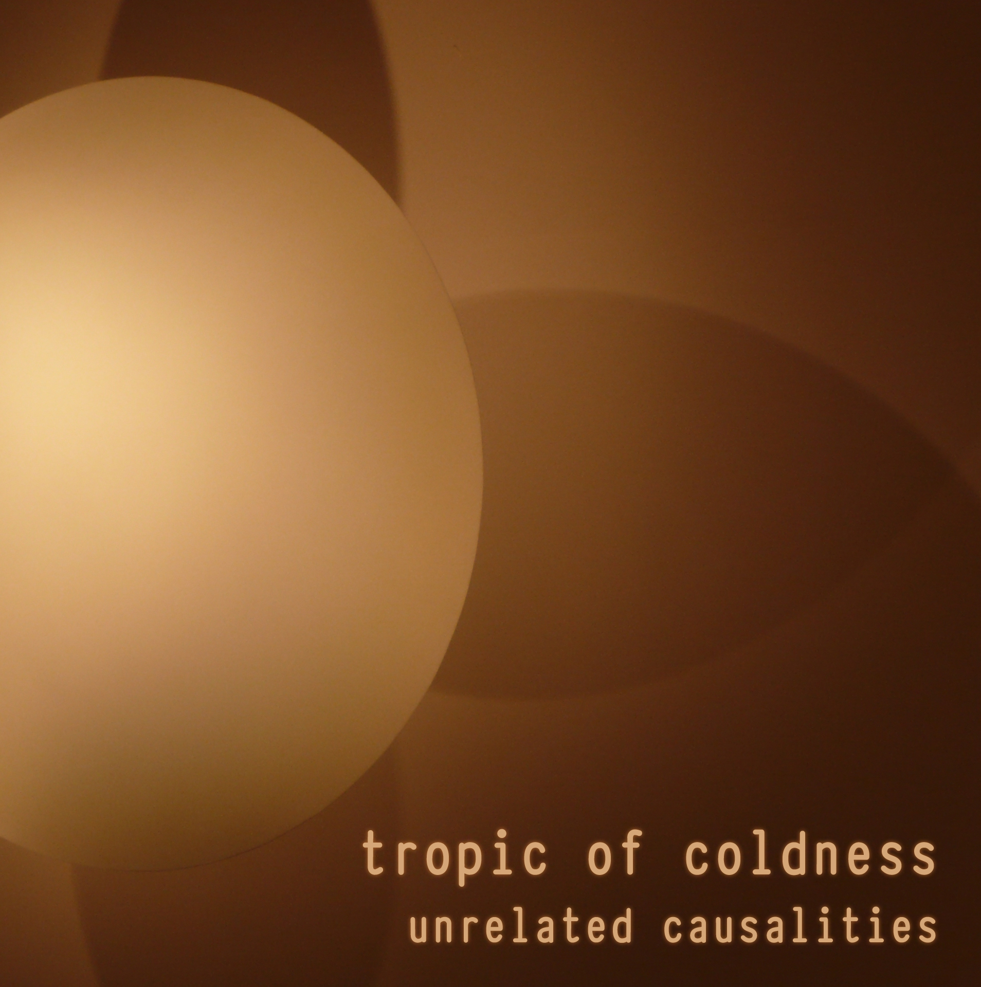 Tropic of COldness