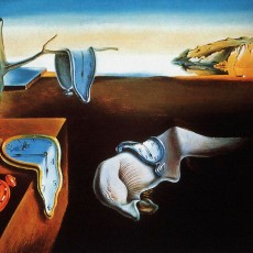 The persistance of Memory Dali