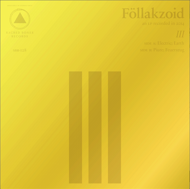 Föllakzoid - Electric