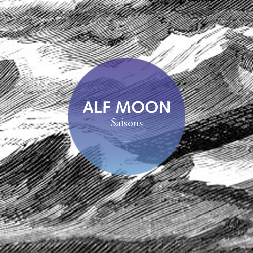 Alf Moon- Saisons EP
