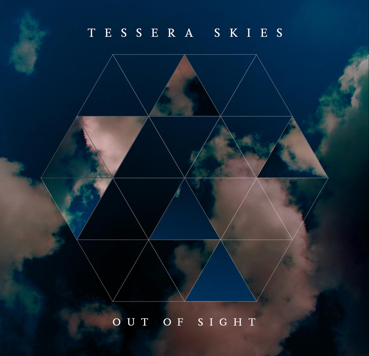 Tessera Skies Out Of Sight Artwork