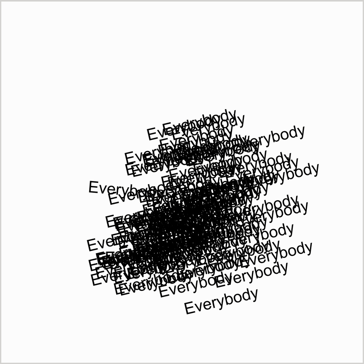 La Batterie - Everybody
